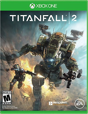 Titanfall 2 Xb1  (Uk Import)  Game New