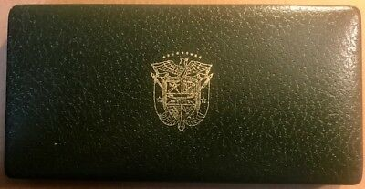 PANAMA - (6) Coin Proof Set - 1974 - Hard Case as Issued - US Mint
