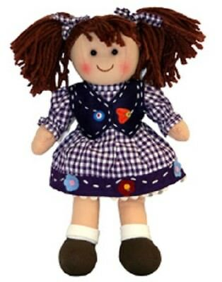 Hopscotch Collectibles - 25Cm Rag Doll Sophie - Brand New With Tags