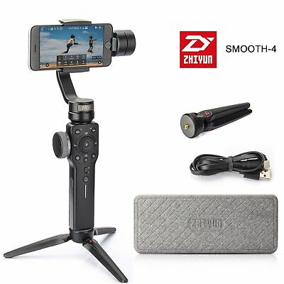 Zhiyun Smooth 4 3-Axis Handheld Smartphone Gimbal Stabilizer/Pergear Tripod