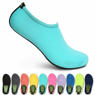 Unisex Women/men Skin Shoes Aqua Water Socks Beach Yoga Aerobig Surf Diving Shoe
