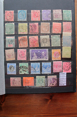 Lot Stamps Colonies British Used (F93927)