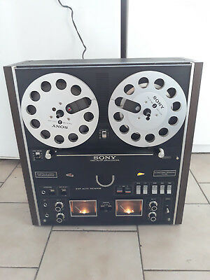 Sony TC-580 Reel-to-Reel Tape Deck