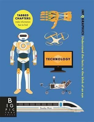 Infographics: Technology by Rogers, Simon | Paperback Book | 9781783704484 | NEW