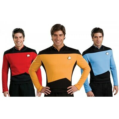 Star Trek TNG Uniform Adult The Next Generation Costume Fancy Dress
