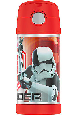 Thermos Funtainer 12 Ounce Bottle, Star Wars Episode 8 - Executioner