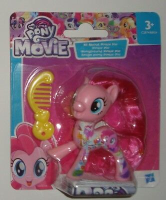 My little Pony - The Movie - All About - Pinkie Pie / Hasbro C2874