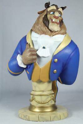 Disney Showcase-Beauty & Beast Movie 'Beast' Fig. By Grand Jester #4042564 NIB