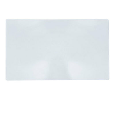 Magnifier Fresnel Lens Page 3x Magnification Sheet 260x180x0.5mm
