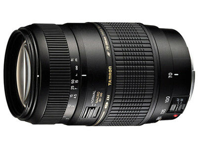Tamron Auto Focus Macro Zoom Lens 70-300mm f/4.0-5.6 For CANON  (A17E)