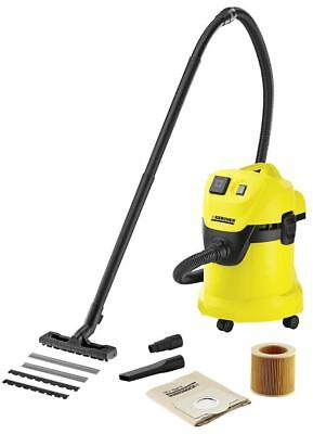 Karcher - WD3 P - 17ltr Wet & Dry Vacuum With Blower Function