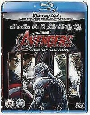 Avengers - AGE OF ULTRON 3D NUOVO Blu-Ray (buy0251101)
