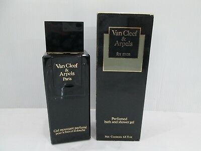 """ VAN CLEEF & ARPELS FOR MEN "" BAGNOSCHIUMA UOMO 200ml - SHOWER GEL"