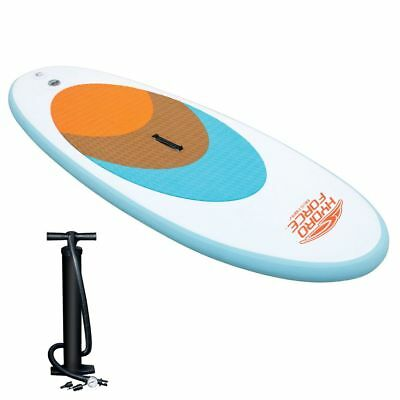 Bestway Hydro Force Paddle Board Set Kinder SUP Surfboard Surfbrett Paddelset #