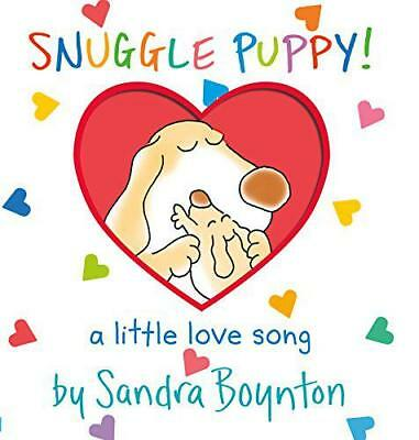 Snuggle Puppy!: (a Love Song) (Boynton on Board) by Sandra Boynton | Board book