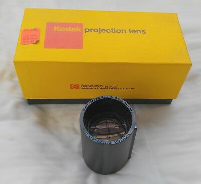 Vintage Kodak Ektanar Projection Lens 102mm (1lb)
