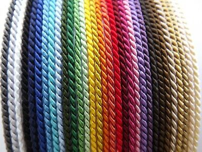 Twisted Braid Cord Soutache – 2 mm, 3.5mm, 6.5mm - BUY 3 GET 1 FREE (2)