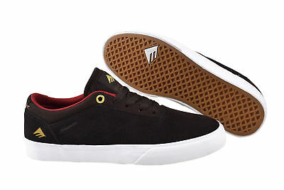 Emerica The Herman G6 Vulc brown white Sneaker Schuhe braun