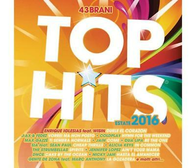 Musica SONY MUSIC - VARIOUS - TOP HITS - ESTATE 2016   - VARIOUS 43 tracce