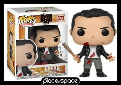 The Walking Dead - Negan (Clean Shaven) Funko Pop! Vinyl Figure #573