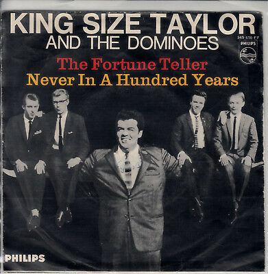 King Size Taylor And The Dominoes* – The Fortune Teller # star club band !!