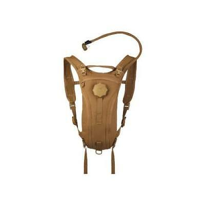 SOURCE Military 3 Liter USMC V2 Commercial Hydration Pack, Coyote Tan - US Made
