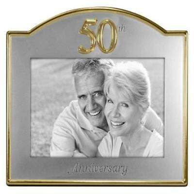50th Wedding Anniversary Photo Frame New Boxed Picture Gift Picture