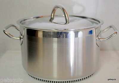 New Turbo Pot TPS4002 8.5 quart stock pot with lid FREE SHIP