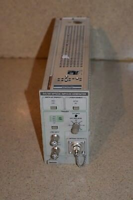 Tektronix Oig 501 Oig501  Optical Impulse Generator Plug In  (Tp24)