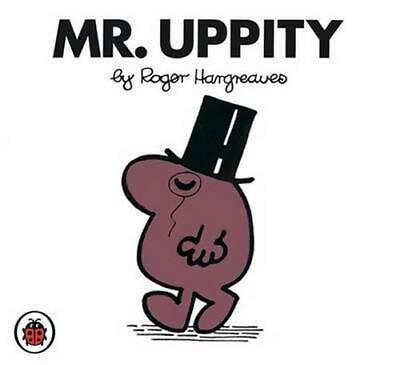 NEW Mr Uppity By Roger Hargreaves Paperback Free Shipping