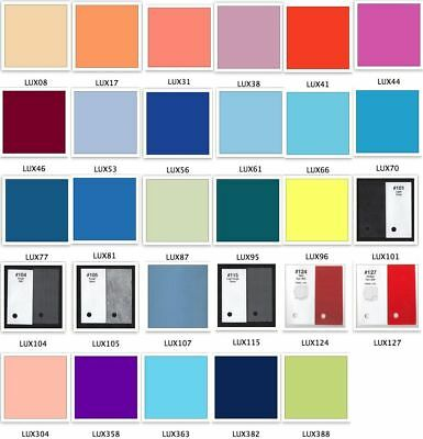 """30 Assorted ROSCOLUX 24""""X20"""" Full Sheets Color Stage Lighting Gel Filter (#5)"""