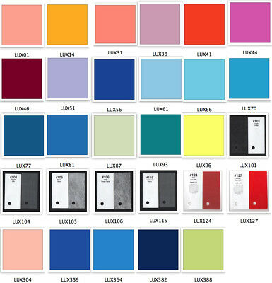 """30 Assorted ROSCOLUX 24""""X20"""" Full Sheets Color Stage Lighting Gel Filter (#6)"""