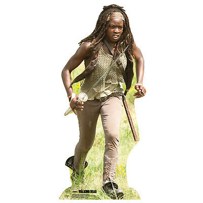 The Walking Dead Pappaufsteller (Stand Up) - Michonne (168 cm)