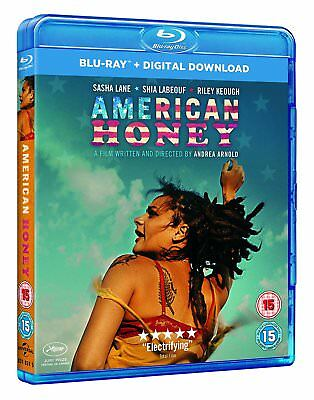 edd064848a690 AMERICAN HONEY (2016) Blu-Ray BRAND NEW Free Shipping -  15.50 ...