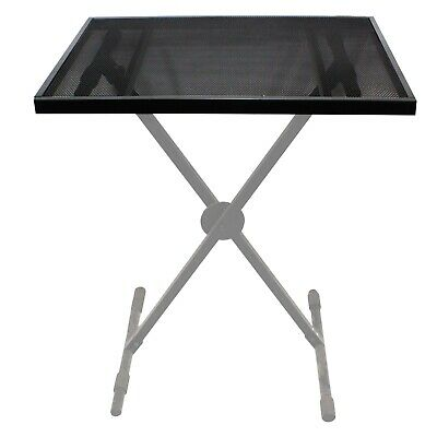 Pro-X Cases T-KSTU X-Style Metal Keyboard DJ Case Stand Table Top