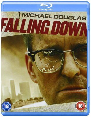 Falling Down (1993) Blu-Ray Import BRAND NEW Free Ship (USA Compatible)
