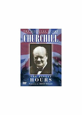 Churchill-The Finest Hours - Various Artists NEW 8.12 (BDV084)