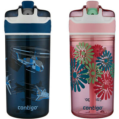 Contigo 13 oz. Kid's Snack Hero Drink and Snack Tumbler