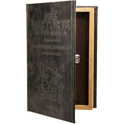 Barska Antique Book Safe w/ Key Lock CB11994, Makes a Great Gift Item