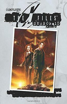 X-Files: Complete Season 10 Volume 1 by Scott, Greg | Paperback Book | 978163140