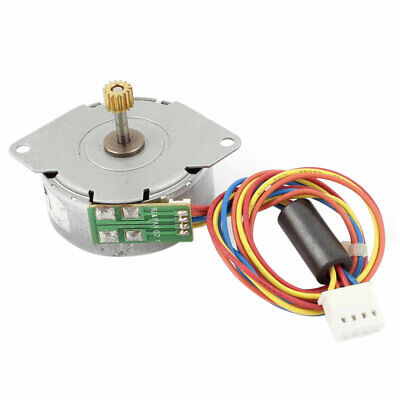 DC 12V 2 Phase 4 Wires Gear Stepper Motor Reduction