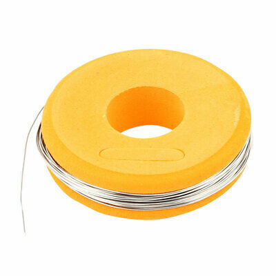 Nichrome 80 Round Wire 0.3mm 29 Gauge AWG 33ft Roll 4.87 Ohms/ft Heater