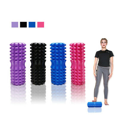 Physico Foam Roller Deep Tissue & Trigger Point Massage Muscle Yoga Pilates Gym