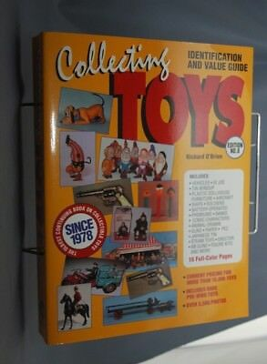 Nb Book Toy Sheet Metal Collecting Toys Identification And Value Guide 1997