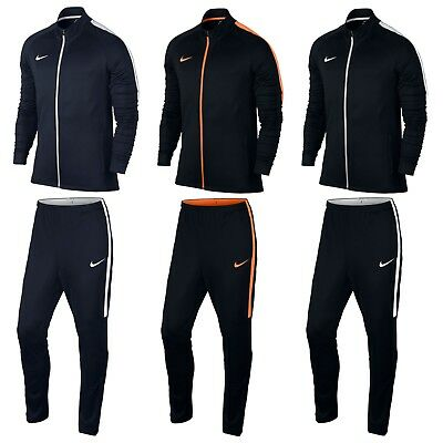 Boys Nike Tracksuit Junior Dry Full Zip Jogging Football Top Bottoms Age 6-14