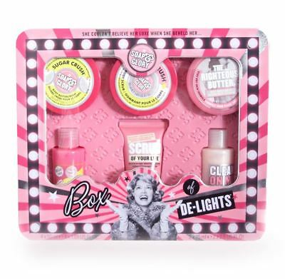 Soap And Glory Box of Delights Christmas Gift Set