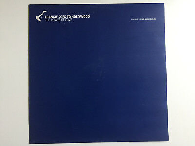 Frankie Goes To Hollywood - The Power Of Love - 12'' Vinyl Maxi - ZTT 150 T