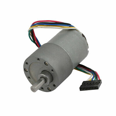 3530B DC 24V 111RPM Speed 6mm Shaft Dia Reduction Gear Synchronous Motor