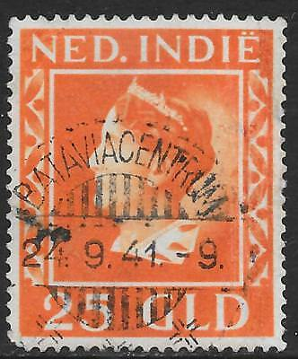 Netherlands Indies stamps 1941 NVPH 289 CANC VF CAT VALUE $260