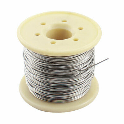 15Meter Long 0.8mm AWG20 2.168 Ohm/M Nichrome Resistor Wire for Kiln Furnace